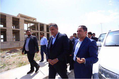 رشد اقتصادی کشور با راهاندازی منطقه آزاد تجاری در شهر فرودگاهی امام (ره)
