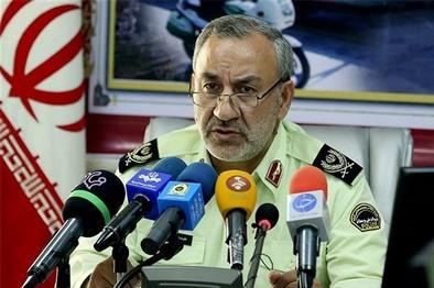 دستگیری فردی در قطار حین جابجایی ارز