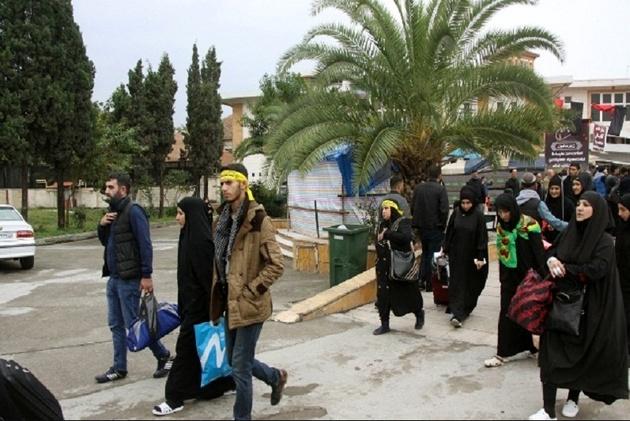 اعزام بالغ بر 19 هزار زائر اربعین حسینی داخلی و خارجی از گیلان