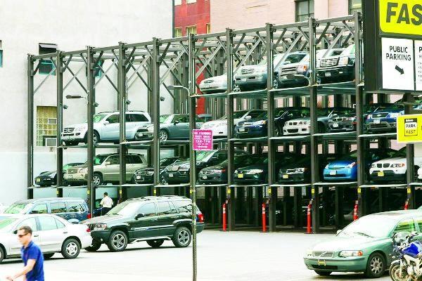 چالشهای پارکینگ در کلانشهرهای: از تهران تا لندن