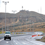 تلاش برای تأمین اعتبار سیستم روشنایی بزرگراه ارومیه - تبریز