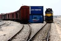 افزایش صادرات با استفاده از ظرفیت ترانزیت ریلی