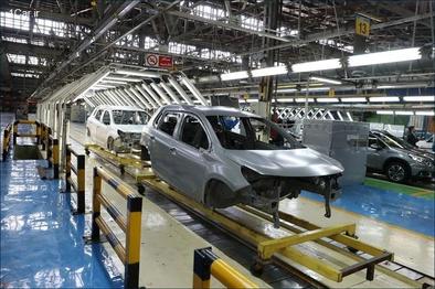 زیان ۴۳ هزار میلیارد تومانی سه خودروساز داخلی