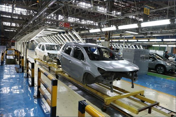 چرخه باطل تصمیمگیری در صنعت خودرو