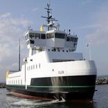 اولین سفر تجاری بزرگترین کشتی برقی دنیا انجام شد