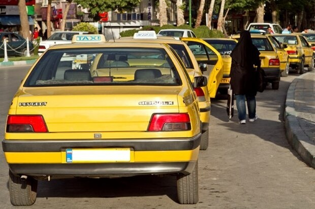 تجهیز تاکسی های درون شهری خرم آباد به سامانه پرداخت الکترونیک