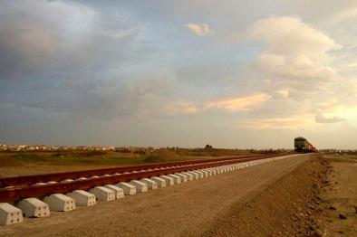 راهاندازی قطار قم-کربلا معطل عراق است
