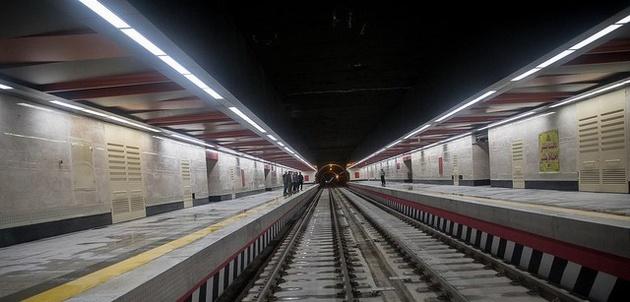 معرفی خط ٦ متروی تهران به عنوان طولانیترین متروی شهری زیرزمینی خاورمیانه