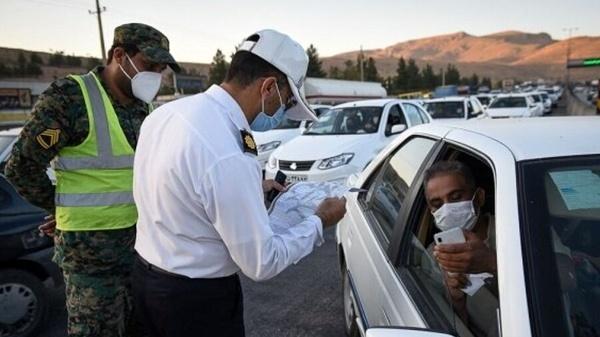 جریمه ۵۶١ دستگاه خودرو غیربومی در جادههای خراسان رضوی