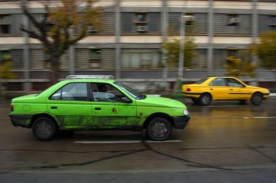 ۹۰درصد اتوبوسها و بیش از ۶۵ درصد تاکسیهای خرمشهر غیرفعال هستند