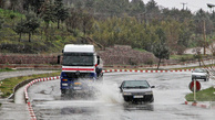 تردد در راههای آذربایجان شرقی با وجود بارش باران روان است