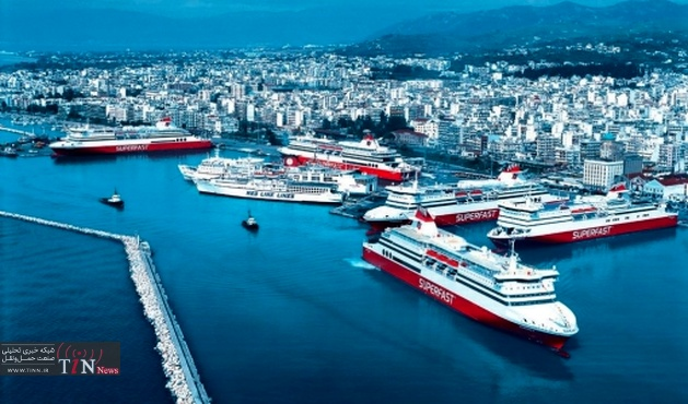 اعتصاب کارگران در بنادر یونان