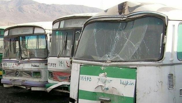 Iranian Automaker to Help Renovate Iran's Bus Fleet