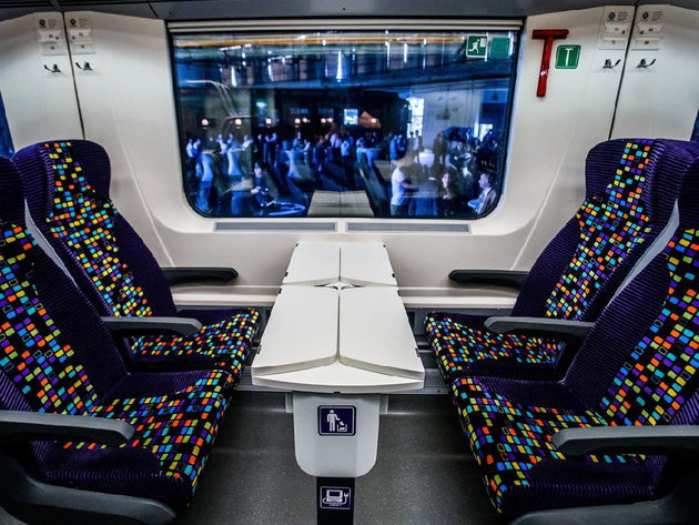 MÁV begins manufacturing coaches for international services
