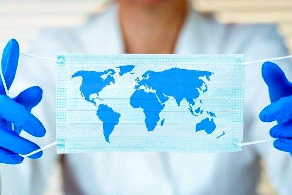 آمار جهانی شیوع کرونا/ آمریکا و برزیل درصدر جدول کشورهای درگیر