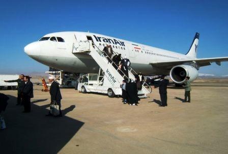 اعزام و پذیرش حدود 134 هزار مسافردر شش فرودگاه