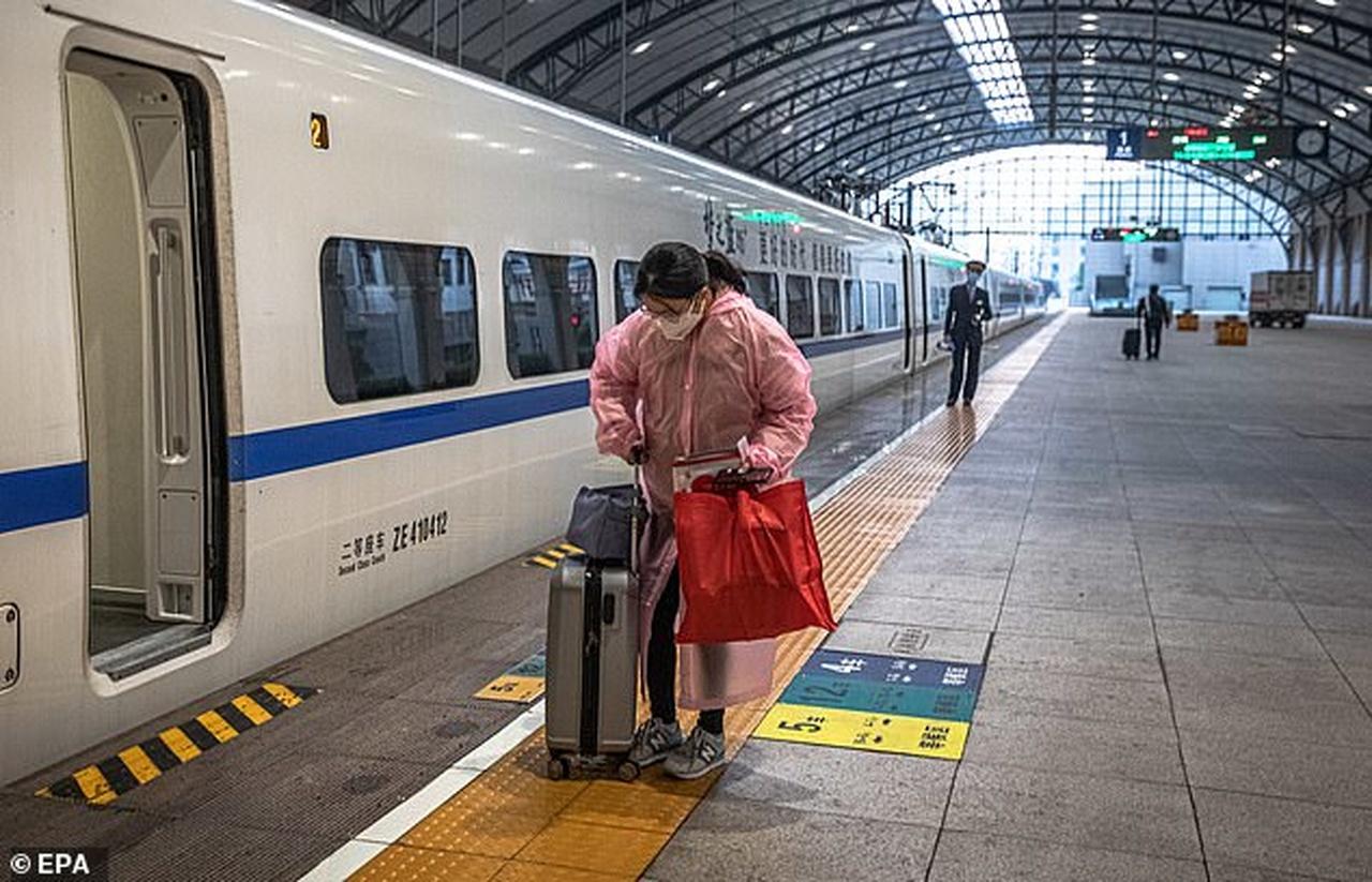 اولین قطار