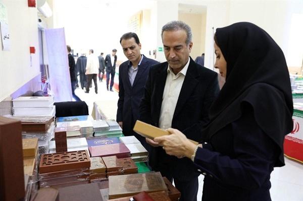 نمایشگاه بزرگ کتاب در بندر بوشهر، افتتاح شد+ تصاویر