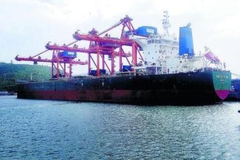 Route rationalisation hits Vizag Port