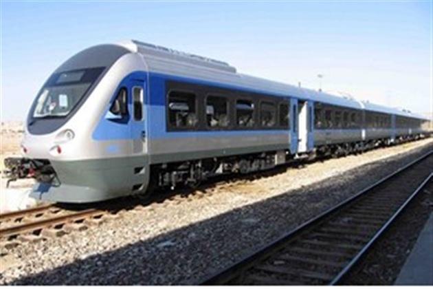 قطار محلی سمنان - مشهد