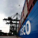 China, Greece Agree to Push Ahead with COSCO's Piraeus Port Investment