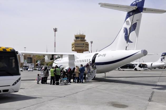 برقراری پرواز رامسر - اصفهان - رامسر از نوروز 97