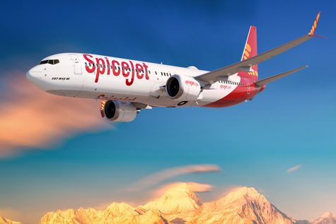 Asia SpiceJet Announces Commitment for 40 737 MAX airplanes