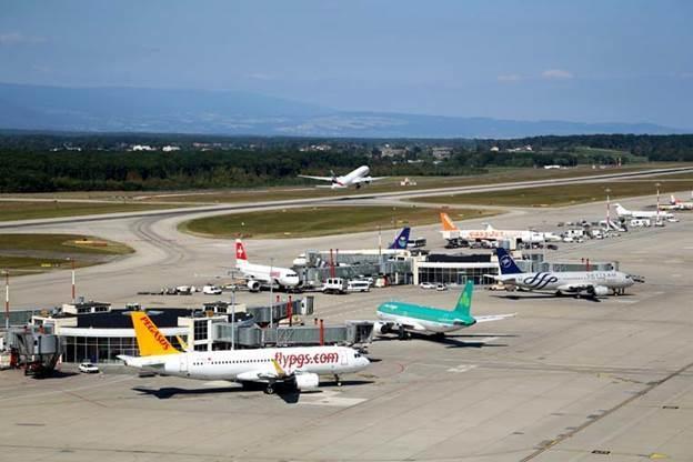 Geneva Airport partners on renewable jet fuel