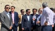 بازدید معاون وزیر راه از راهآهن سریعالسیر تهران- قم- اصفهان