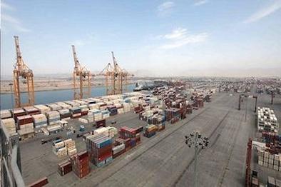 پهلوگیری کشتی ۶۸ هزار تنی کالای اساسی در بندر شهید بهشتی چابهار