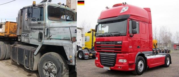 شرایط قیمتی کامیون در کشور و سیاست های گمرکی و وارداتی