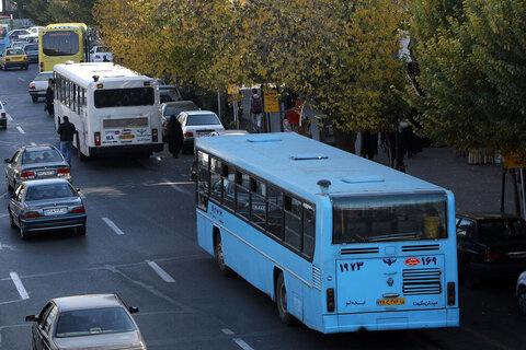 کاهش ۵۰ درصدی مسافرگیری ناوگان اتوبوسرانی تبریز