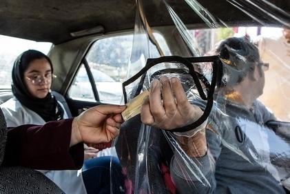 مشکلات تاکسیسواری با کرونا