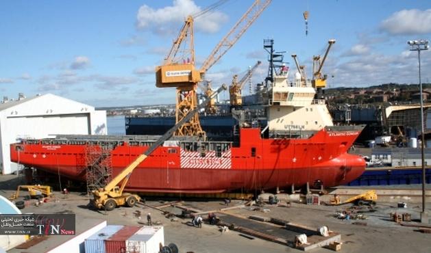 پنج مشکل گریبانگیر صنعت کشتیسازی چین