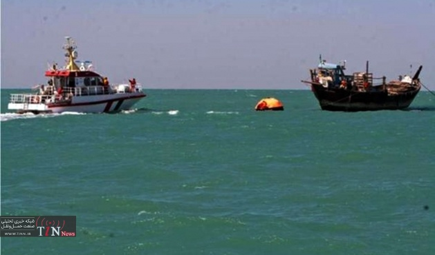 برقراری امنیت زوار در مسیردریایی خرمشهر - بصره