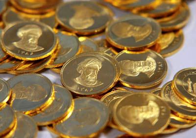 قیمت سکه ۱۷ آبان ۱۳۹۹ به ۱۲ میلیون و ۴۰۰ هزار تومان رسید