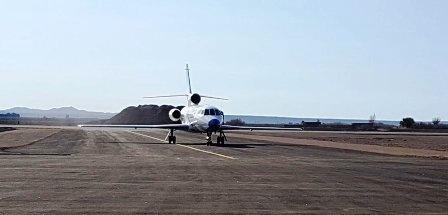 باند فرودگاه اردبیل برای بهسازی بسته میشود