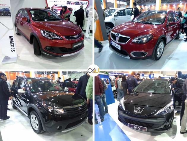 مردم ایران چه خودروهایی دوست دارند؟