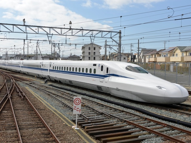 JR Central to test N700S at 360 km/h