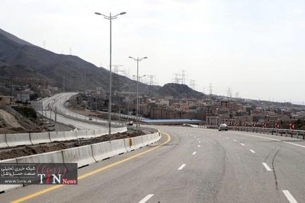 افتتاح قطعات 2 و 3 آزاد راه شهید همت – کرج