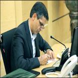 پیام مدیرعامل راهآهن در پی درگذشت رئیس سازمان تامین اجتماعی