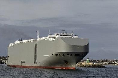 حمله به کشتی اسرائیلی در نزدیکی سواحل امارات