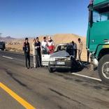 تلفات ناشی از تصادفات در استان فارس 21 درصد کاهش یافت