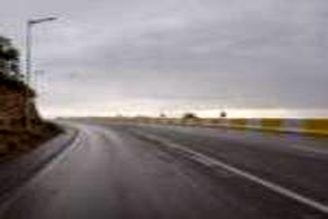 جاده فیروزآباد - خلخال امسال زیر بار میرود