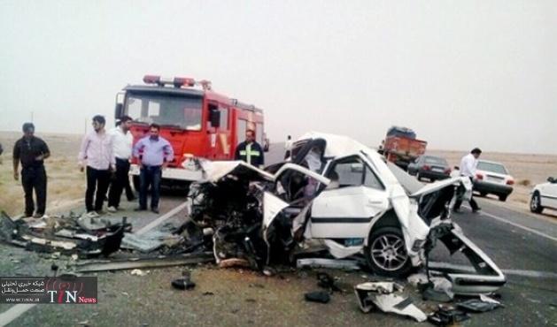 شانه خطر برای کاهش تصادفات
