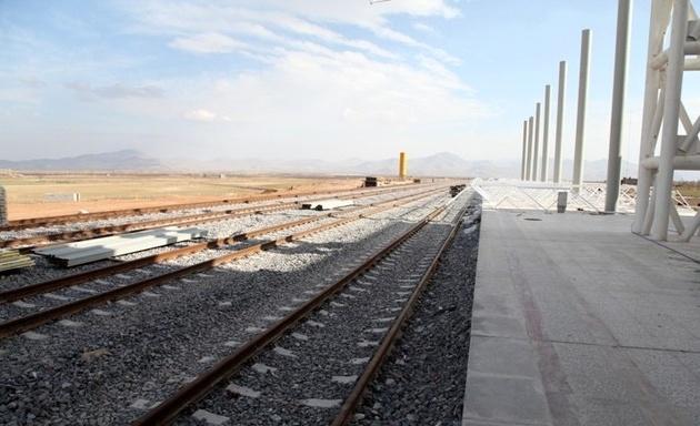تکمیل راهآهن ارومیه-مراغه تا هفته دولت