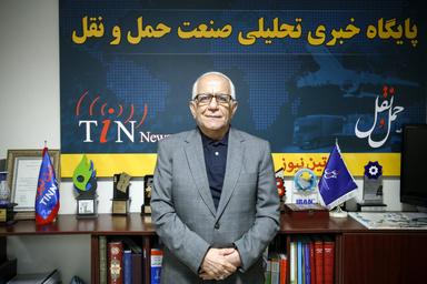 حضور سید حسن شفتی در تحریریه تیننیوز