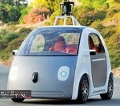مشکلات خودرو بدون راننده گوگل