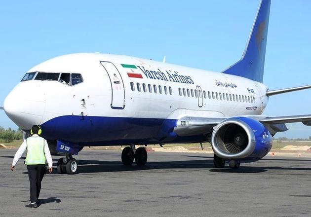 برقراری مجدد پرواز مستقیم میان ایران و تاجیکستان