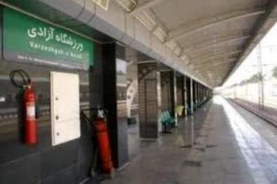 65هزار تماشاگر دربی با مترو تردد کردند